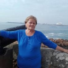 Lidia, 59 лет Берлин Анкета: 3916