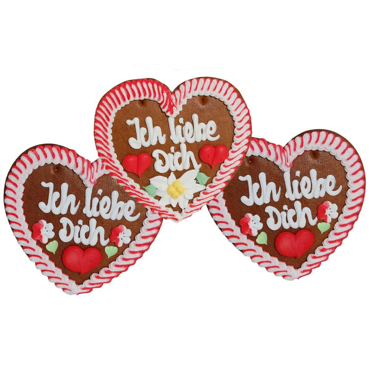 Как сказать «я люблю тебя» на немецком?